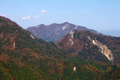御在所岳 中道を登る 1212m  三重県_d0055236_8584210.jpg