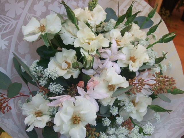 オークリーフ(バラの花束)_f0049672_15574254.jpg