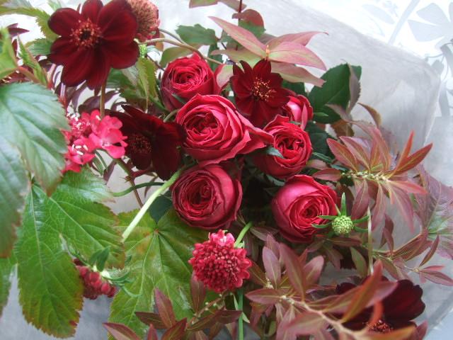 オークリーフ(バラの花束)_f0049672_161245.jpg