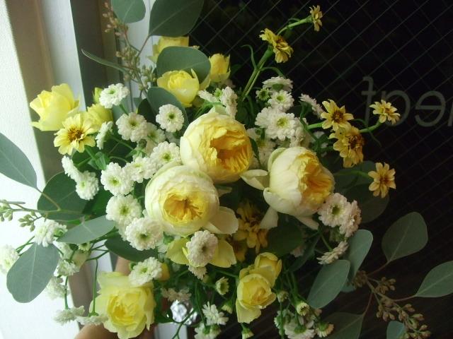 オークリーフ(バラの花束)_f0049672_1645797.jpg