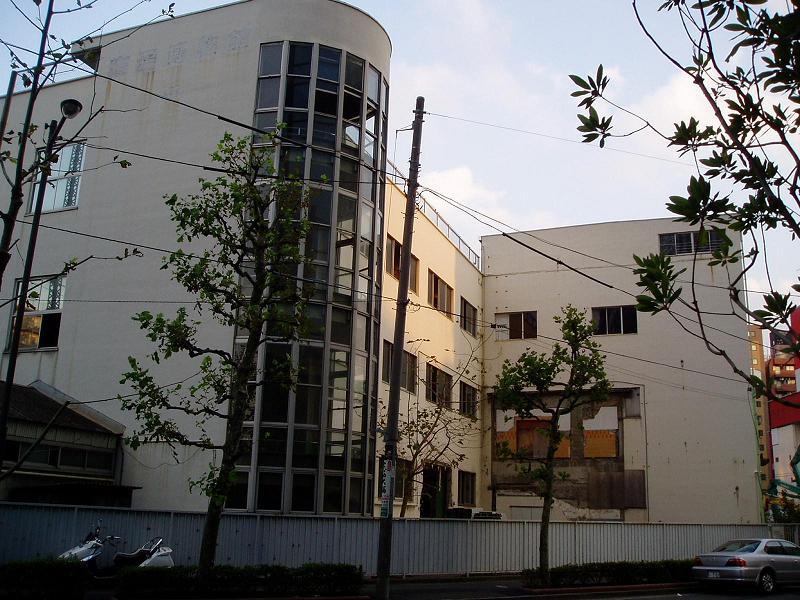 さよなら交通博物館 建物の解体状況(1)_f0030574_95043.jpg