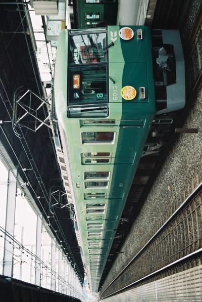 懐かしの京阪43 ちびっ子アーティスト号 その1_e0013178_14135335.jpg