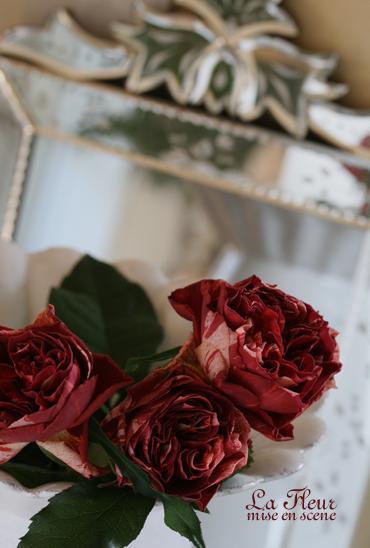 一目惚れの褐色のバラ バタデコーラ_f0127281_1622318.jpg
