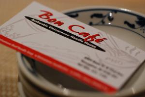 メインストリートのベトナム料理やさん。「Bon Cafe」_d0129786_15313919.jpg