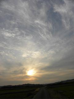 ある日の夕空_f0144003_1741371.jpg