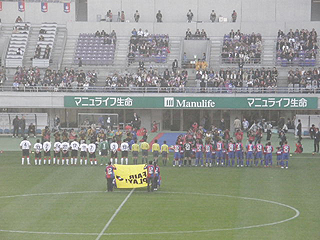 FC東京×浦和レッズ J1第31節_c0025217_2495293.jpg