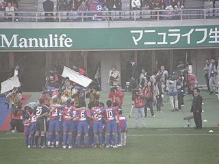 FC東京×浦和レッズ J1第31節_c0025217_250275.jpg