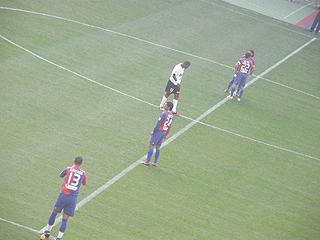 FC東京×浦和レッズ J1第31節_c0025217_2503664.jpg