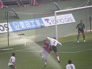 FC東京×浦和レッズ J1第31節_c0025217_2505860.jpg