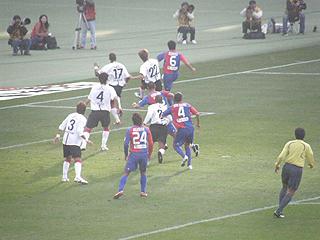 FC東京×浦和レッズ J1第31節_c0025217_2515040.jpg