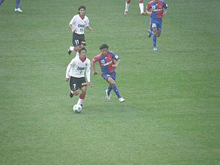 FC東京×浦和レッズ J1第31節_c0025217_2522645.jpg