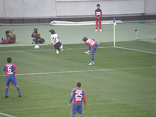 FC東京×浦和レッズ J1第31節_c0025217_2525083.jpg