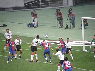 FC東京×浦和レッズ J1第31節_c0025217_255376.jpg