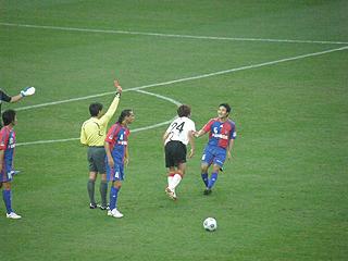 FC東京×浦和レッズ J1第31節_c0025217_2565513.jpg