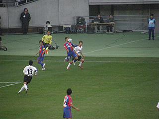 FC東京×浦和レッズ J1第31節_c0025217_256898.jpg