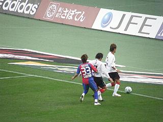 FC東京×浦和レッズ J1第31節_c0025217_2571186.jpg