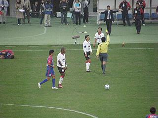 FC東京×浦和レッズ J1第31節_c0025217_257157.jpg