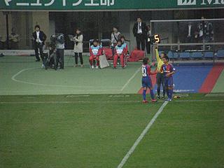 FC東京×浦和レッズ J1第31節_c0025217_2572736.jpg