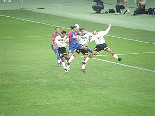 FC東京×浦和レッズ J1第31節_c0025217_2581728.jpg