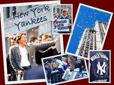 ヤンキースに沸いた一日 最高の優勝パレード!_e0160528_11404266.jpg