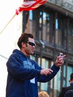 ヤンキースに沸いた一日 最高の優勝パレード!_e0160528_1311967.jpg