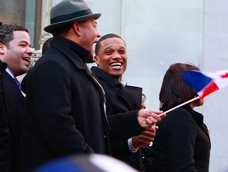 ヤンキースに沸いた一日 最高の優勝パレード!_e0160528_13121780.jpg