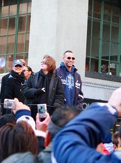 ヤンキースに沸いた一日 最高の優勝パレード!_e0160528_13225791.jpg