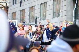 ヤンキースに沸いた一日 最高の優勝パレード!_e0160528_132322.jpg