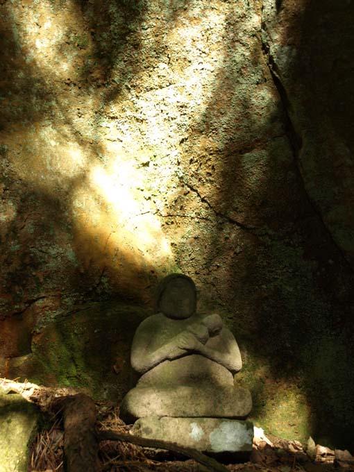 母子像-Ⅰ    長野県・修那羅山_d0149245_2214129.jpg