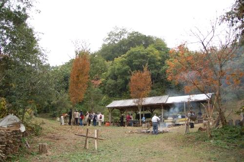 2009年11月度「大人の林間学校」_c0108460_22382314.jpg