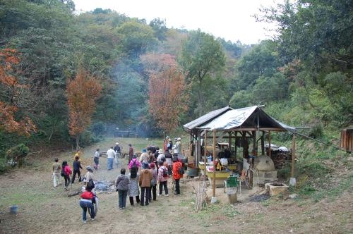 2009年11月度「大人の林間学校」_c0108460_22394487.jpg