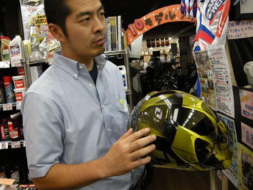 2010 ONE KOMBATヘルメット試着会_f0062361_21283799.jpg