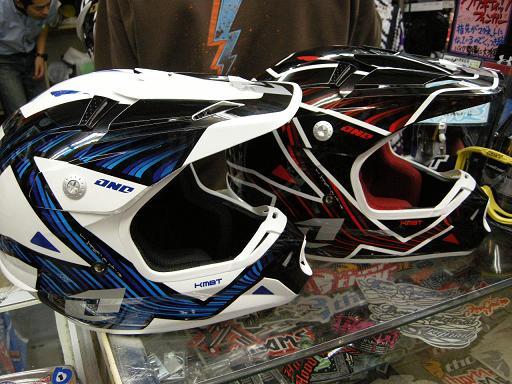2010 ONE KOMBATヘルメット試着会_f0062361_2184699.jpg