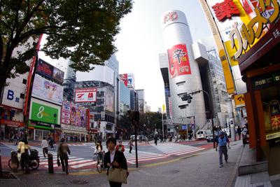 11月10日(火)今日の渋谷109前交差点_b0056983_11232253.jpg