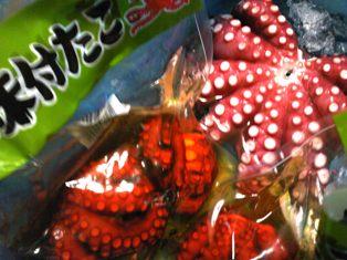 タコさんfromFranさん♪ ~Gift from Fran-san♪~_c0105183_22144377.jpg