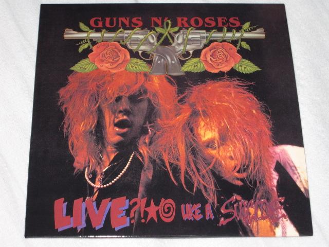 GUNS N\' ROSES / GN\'R LIES (紙ジャケ)_b0042308_23313382.jpg