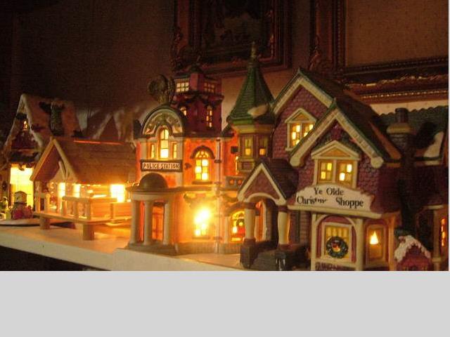 クリスマスハウス_c0229423_15305582.jpg