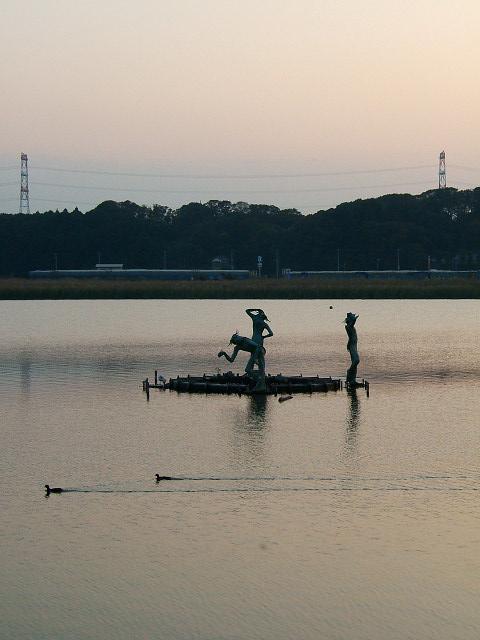 手賀沼で見た鳥 カワセミ_e0089232_20553854.jpg