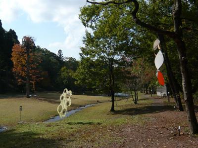 橿尾先生再訪 金津個展にて_b0151262_2363885.jpg