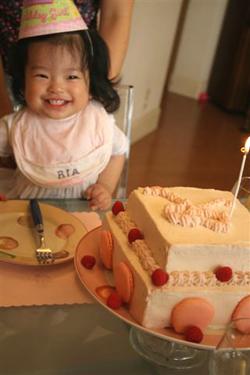 Leahちゃんお誕生日おめでとう♪_f0127281_12552756.jpg