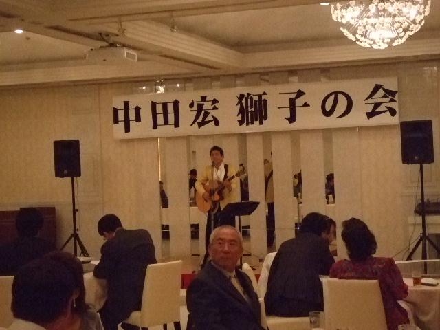 「獅子の会」に出演_e0119092_948387.jpg