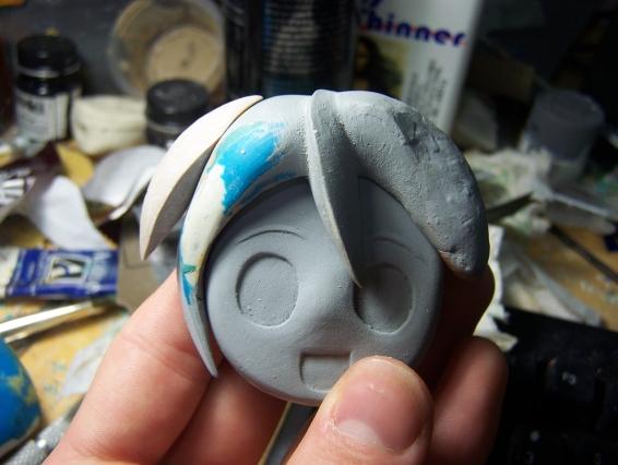 Hatsune Miku: Sculpt WIP 3_a0055093_16395698.jpg