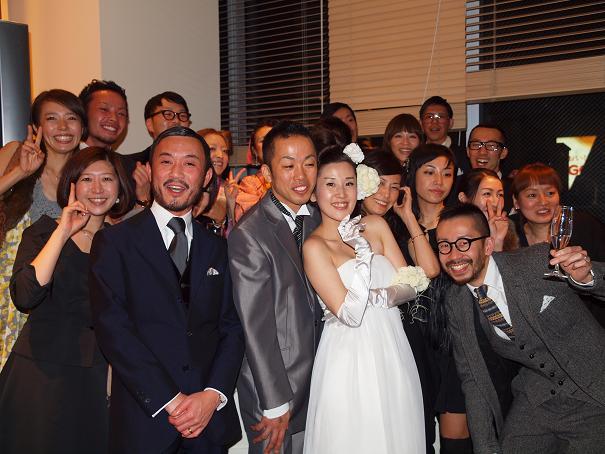 wedding party☆_c0188311_19205240.jpg