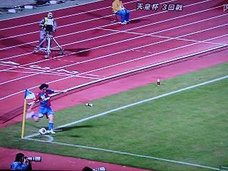 FC東京×ザスパ草津 天皇杯3回戦_c0025217_2305936.jpg