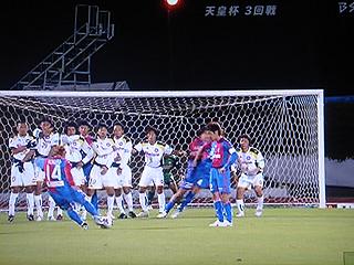 FC東京×ザスパ草津 天皇杯3回戦_c0025217_2315899.jpg