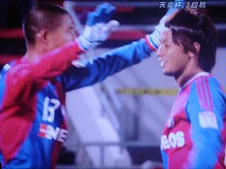 FC東京×ザスパ草津 天皇杯3回戦_c0025217_2322533.jpg