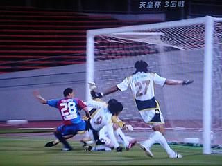 FC東京×ザスパ草津 天皇杯3回戦_c0025217_2323133.jpg