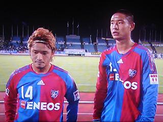 FC東京×ザスパ草津 天皇杯3回戦_c0025217_2325058.jpg