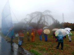 雨もまた楽し♪交流ウォーク1日目_f0019247_22402415.jpg