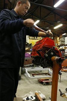 V8 エンジン....._d0141049_23374260.jpg